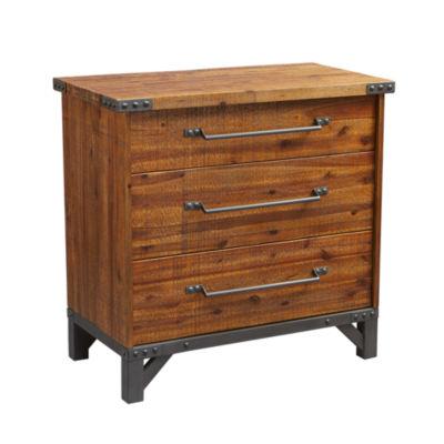 INK + IVY Lancaster 3-Drawer Dresser