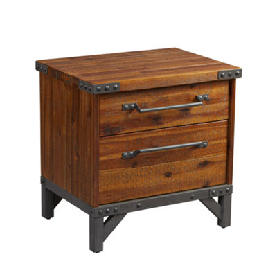 INK + IVY Lancaster 2-Drawer Nightstand