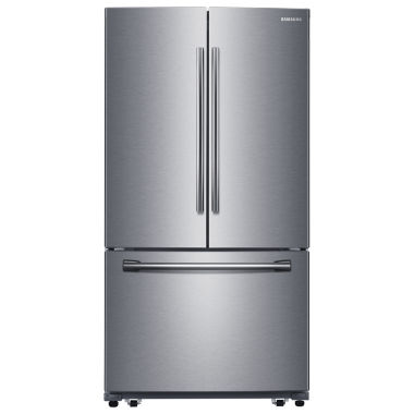 "Samsung ENERGY STAR® 25.5 cu. ft. 36"" Wide 3-Door French Door Refrigerator with Filtered Ice Maker"