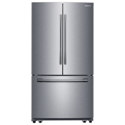 36u201d Wide 3 Door French Door Refrigerator With Filtered Ice Maker