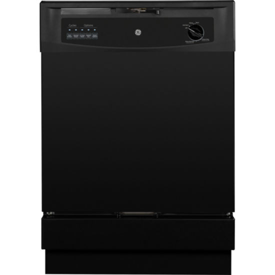 GE® ENERGY STAR® Built-In Dishwasher with Power Cord