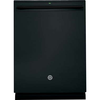 GE Profile™ ENERGY STAR® Stainless Steel Interior Dishwasher with Hidden Controls