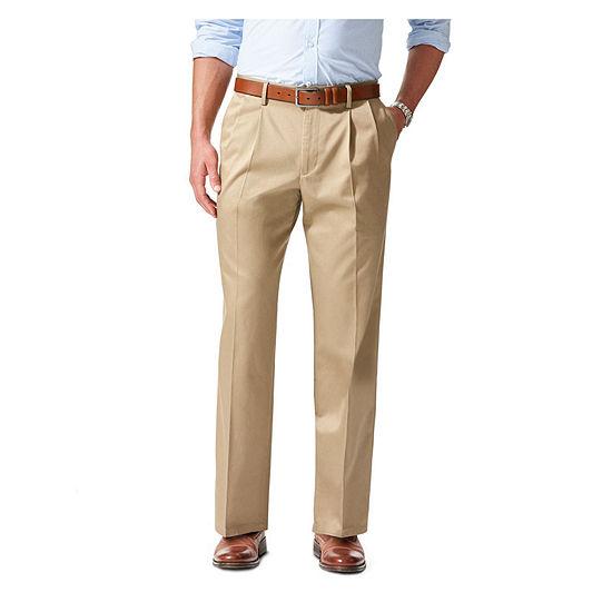 Dockers® D3 Signature Classic-Fit Pleated Pants