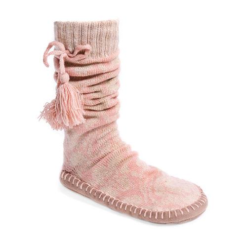 Muk Luks Slipper Socks
