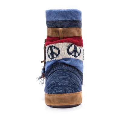 Muk Luks Riley Bootie Slippers