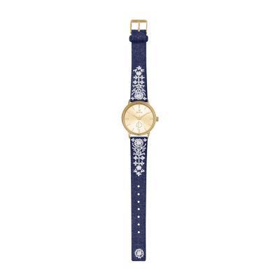 Decree Womens Strap Watch-Pts3040bgdnv