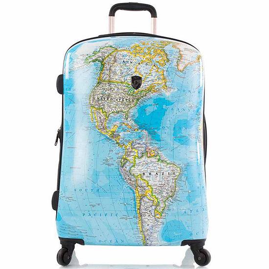 Heys Journey 2g 26 Inch Hardside Luggage