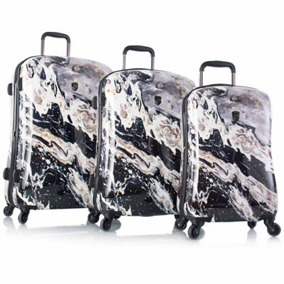 Heys Nero 3-pc. Hardside Luggage Set