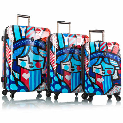 Heys Britto Freedom Hardside Luggage Collection