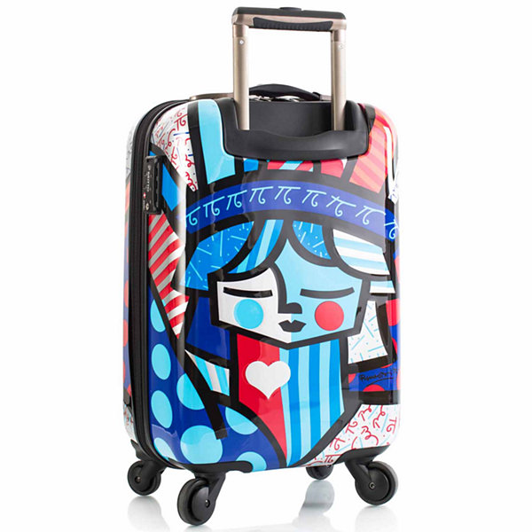 Heys Britto Freedom 21 Inch Hardside Luggage