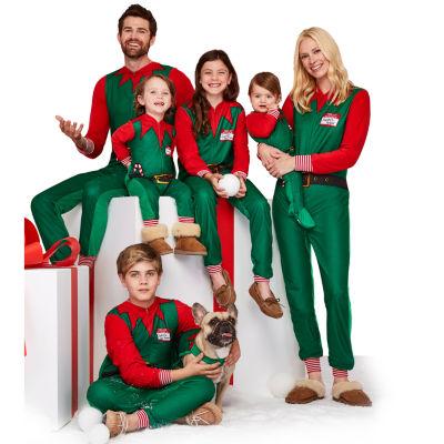 North Pole Trading Co. Elf Family Pajamas-Women's