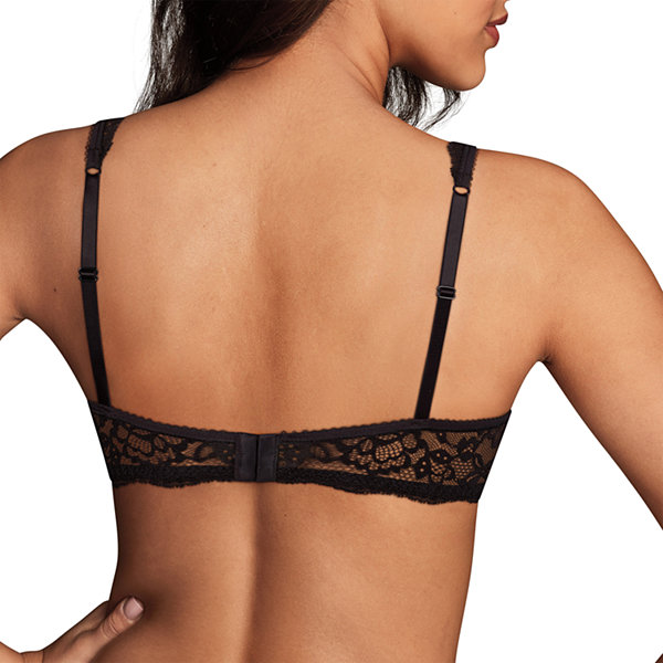 Maidenform Modern Beauty Unlined Demi Bra-DM9600