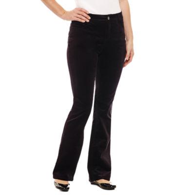 St. John's Bay Bootcut Corduroy Pants - Tall