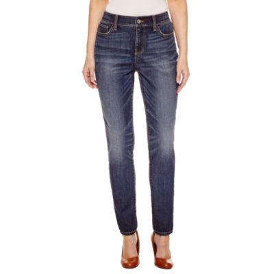 St. John's Bay Skinny Fit Jean-Talls