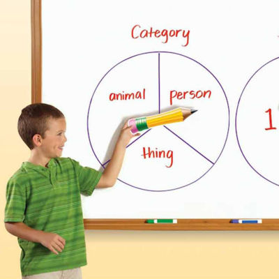 Educational Insights SpinZone® Magnetic Whiteboard Spinners (3 units)