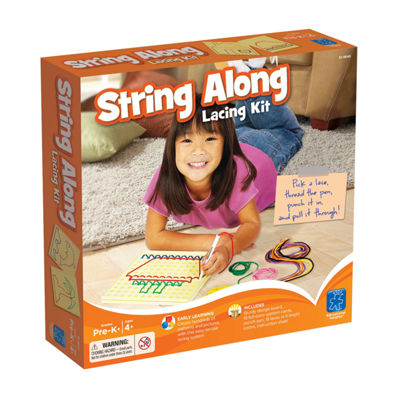 Educational Insights String Along Lacing Kit