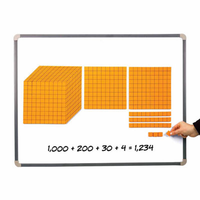 Educational Insights Foam Magnetic Base 10 Set  (121 pieces)