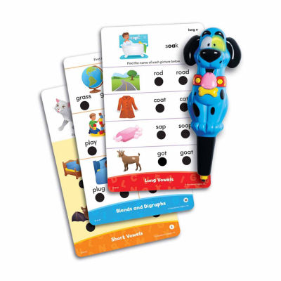 Educational Insights Hot Dots® Jr. Phonics Fun! Set with Ace Pen
