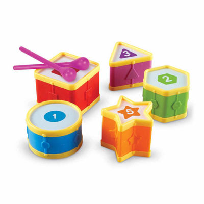 Learning Resources Learning Drums