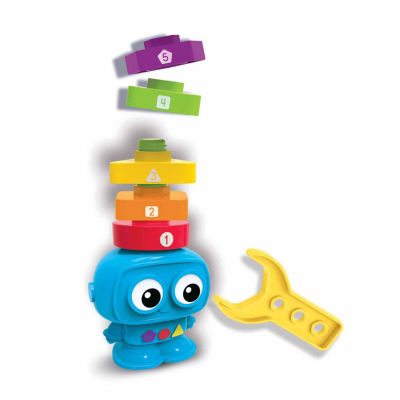 Learning Resources Count & Build TotBot™