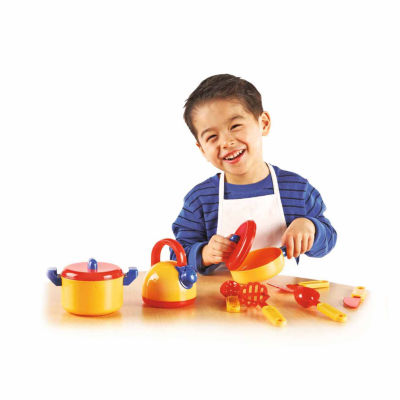 Learning Resources Pretend & Play® Cooking Set