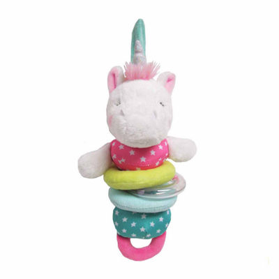 Carter's Unicorn Pull-Down Stuffed Animal