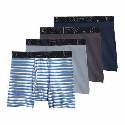 Jockey 4-pc. Boxer Briefs