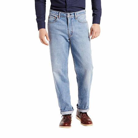 Levi's Mens 550 Tapered Relaxed Fit Jean, 36 36, Blue
