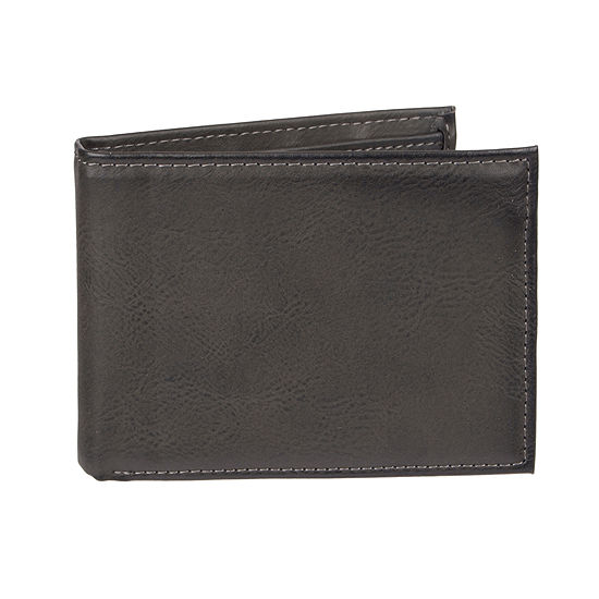 Claiborne Extra-Capacity Slimfold Wallet
