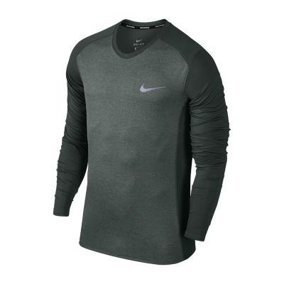 Nike Crew Neck Long Sleeve T-Shirt