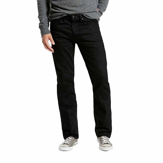Levi's - Big and Tall Mens 501 Straight Regular Fit Jean