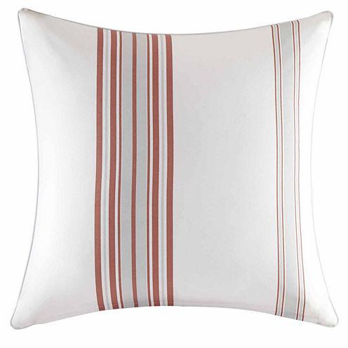 Madison Park Bolinas Stripe 3M Scotch Outdoor Pillow