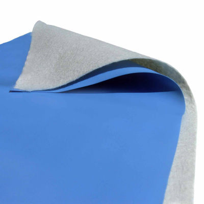 Blue Wave 16-ft x 32-ft Oval Liner Pad for Above Ground Pools