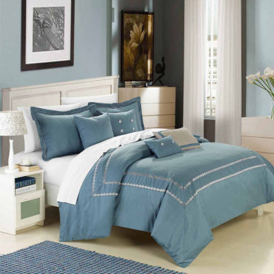 Chic Home Mandalay 7-Piece Non Kit Comforter
