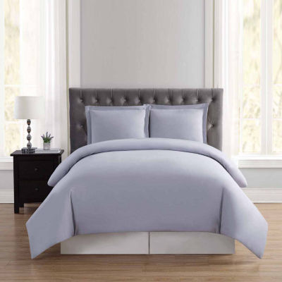 Truly Soft Everyday Solid Duvet Cover Set