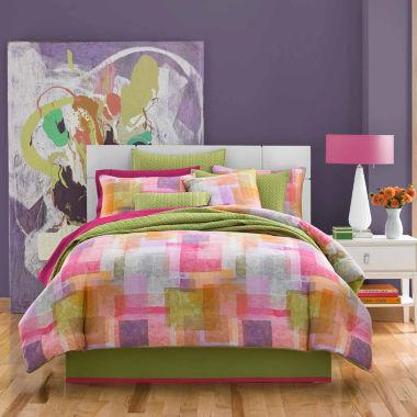 jcpenney.com | Queen Street Boho 4-pc. Comforter Set