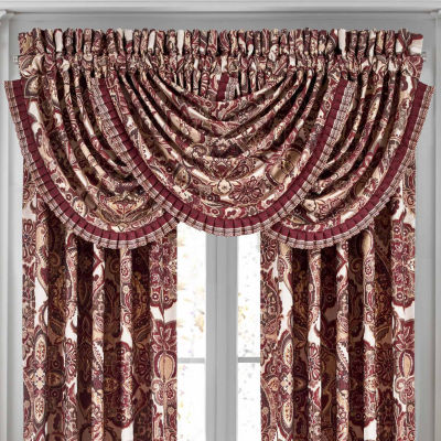 Queen Street Reese Waterfall 21x40 Valance