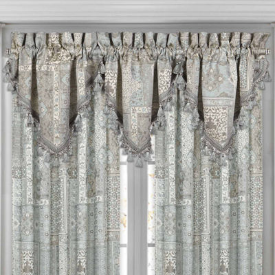 Five Queens Court Abigail Tailored Valance