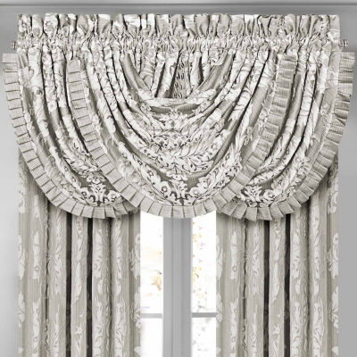 Five Queens Court Carly Tailored Valance