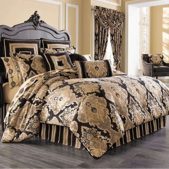 Queen Street Brooke 4-pc. Comforter Set