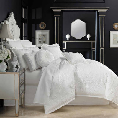 Queen Street Courtney 4-pc. Midweight Comforter Set