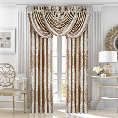 Queen Street Lambert Rod-Pocket Curtain Panel