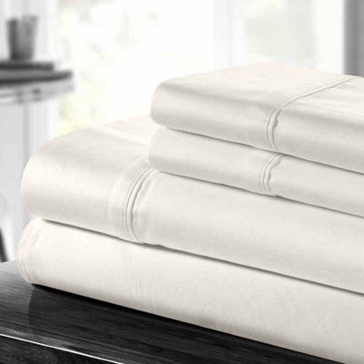 Chic Home Cotton 500tc Sateen Sheet Set
