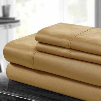 Chic Home Cotton 500tc Sateen Sheet Set