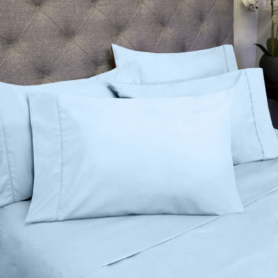 6-Piece Deluxe Sheet Set: 1500 Thread Count Egyptian Quality Deep Pocket Bed Sheets