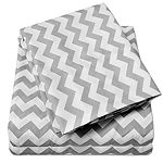 1800 Count Chevron Print Microfiber Sheet Set