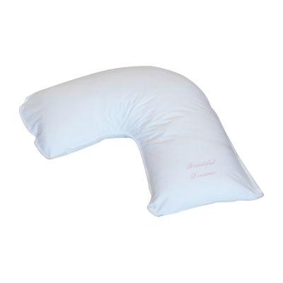 Breakfast in Bed™ Down Alternative Side Sleeper Body Pillow with BEAUTIFUL DREAMER