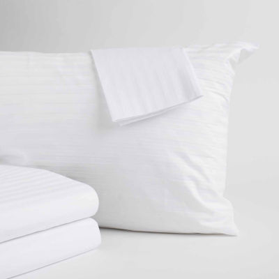 Premium Hotel Allergy Pillow Protectors - Multi-Purpose Hypoallergenic Dust Mite & Bed Bug Free 300 Thread Count Zippered Pillow Covers - 2 Pack