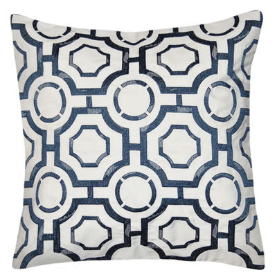 Liam Square Throw Pillow