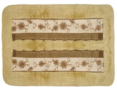 Popular Bath Veronica Bath Rug Collection